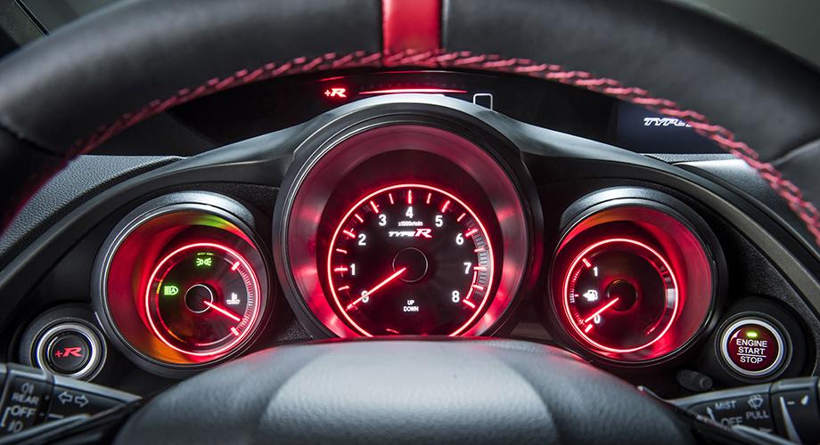 Meer details van de nieuwe Honda Civic Type-R bekend