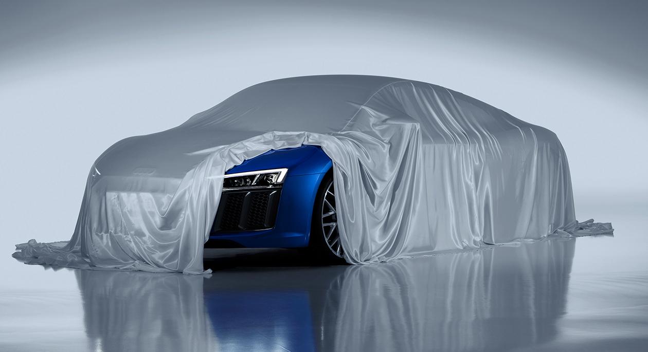 De nieuwe Audi R8