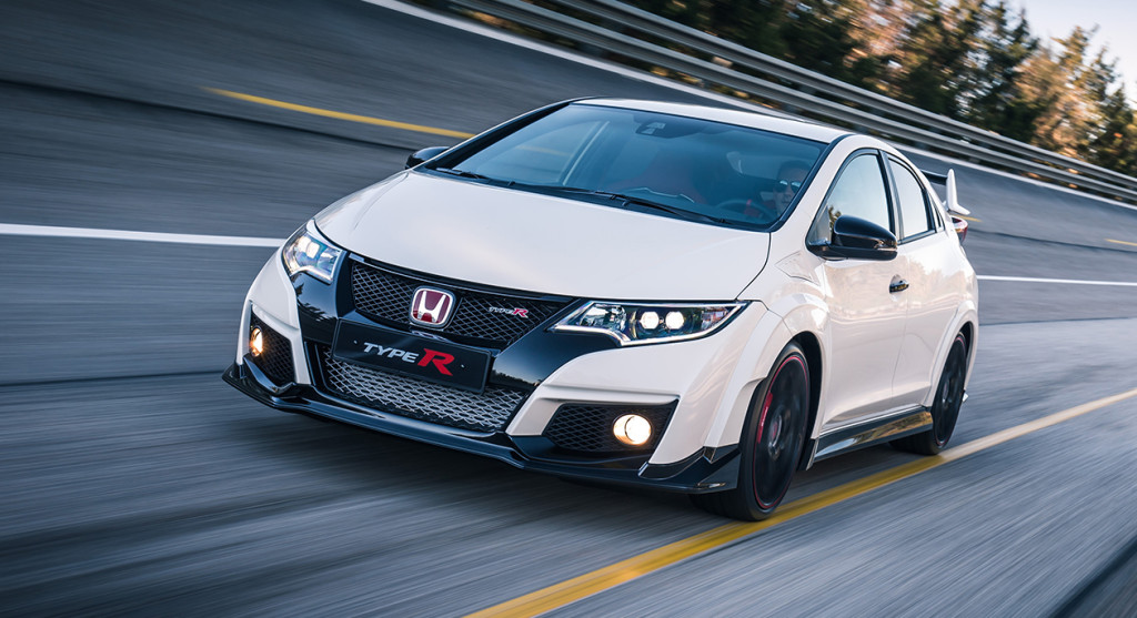 Nieuwe Honda Civic Type-R: eindelijk!