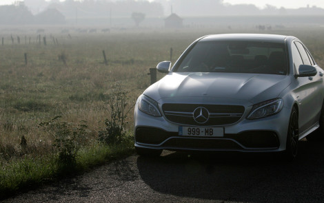 Mercedes – AMG C63 S