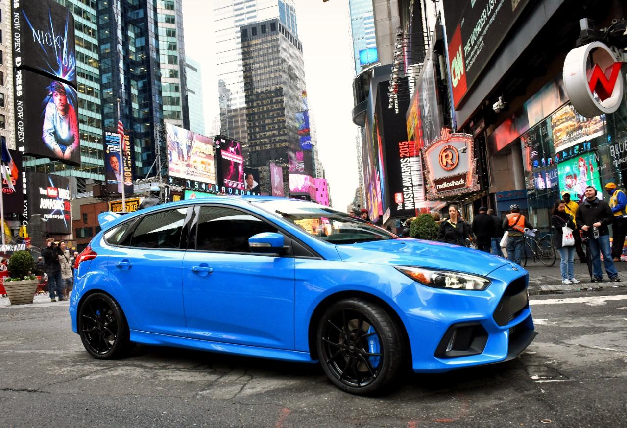 Snellere Focus RS op komst?