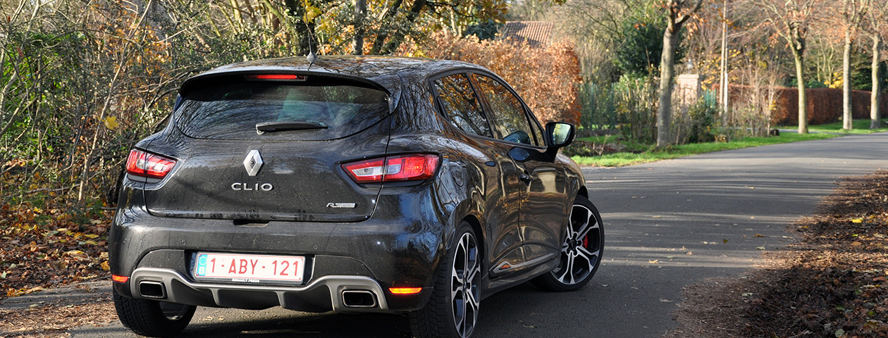 Renault Clio RS Trophy 220
