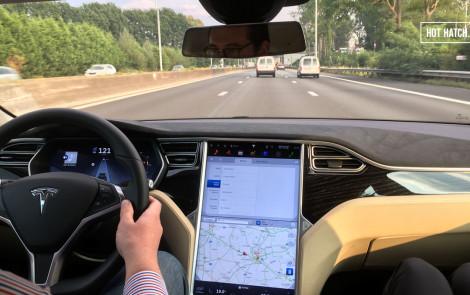 Impressie: Tesla Model S 70