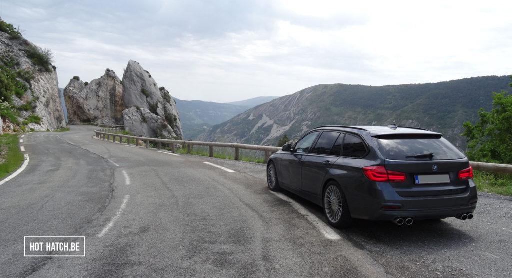 Reportage: Col de Vence per Alpina D3 BiTurbo